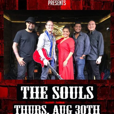 The Souls at Hero's August 30th!