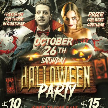 Halloween at Hero's – Oct 26th